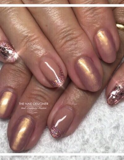 TheNailDesigner - Gelish - Glitters Pigments and Art (13)