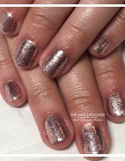 TheNailDesigner - Gelish - Glitters Pigments and Art (15)