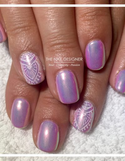 TheNailDesigner - Gelish - Glitters Pigments and Art (22)