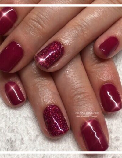 TheNailDesigner - Gelish - Glitters Pigments and Art (26)