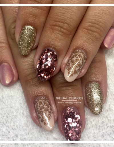 TheNailDesigner - Gelish - Glitters Pigments and Art (30)