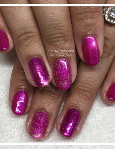 TheNailDesigner - Gelish - Glitters Pigments and Art (32)